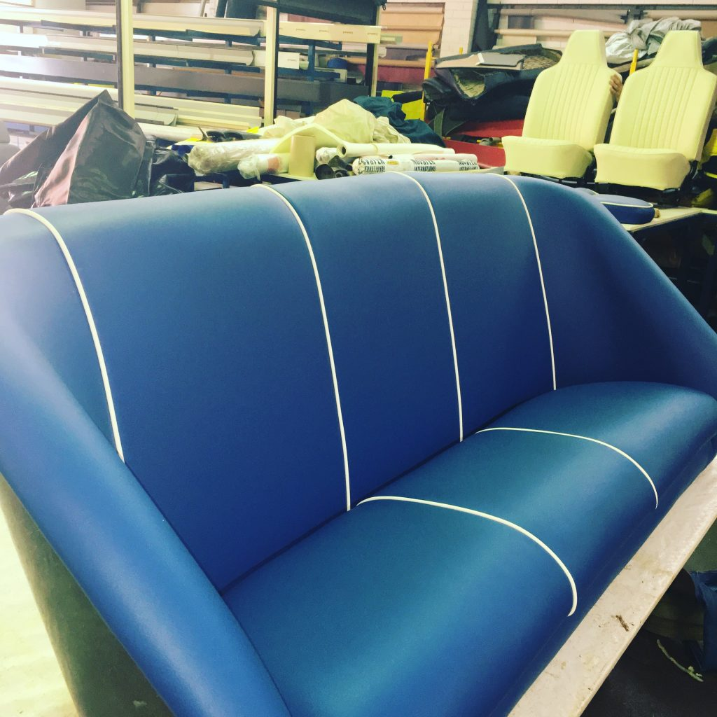 boat upholstery perth